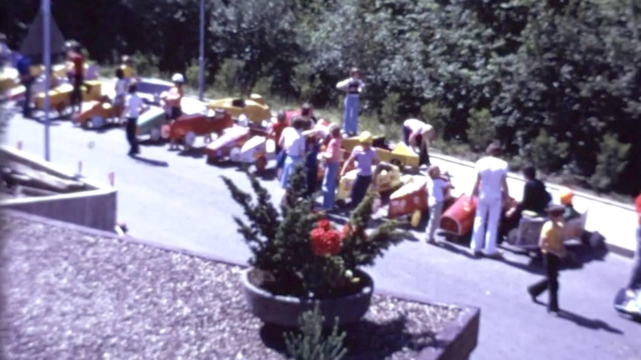 Seifenkistenrennen 1975
